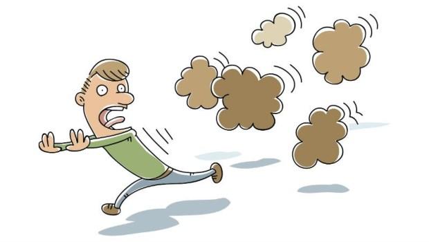 「放屁」看出3個身體警訊:放屁時出現這個症狀,就可能是大腸癌前兆