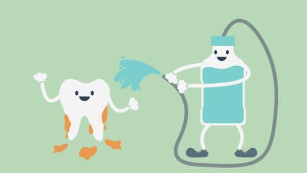 比漱口水更有效!40年經驗牙醫師:每天用●●●水,漱口10秒鐘,就能殺死蛀牙菌
