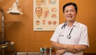 耳朵是人體的縮影》用耳穴治療萬名病人,第一名家醫科醫師:看「耳朵」就知道身體哪裡生病