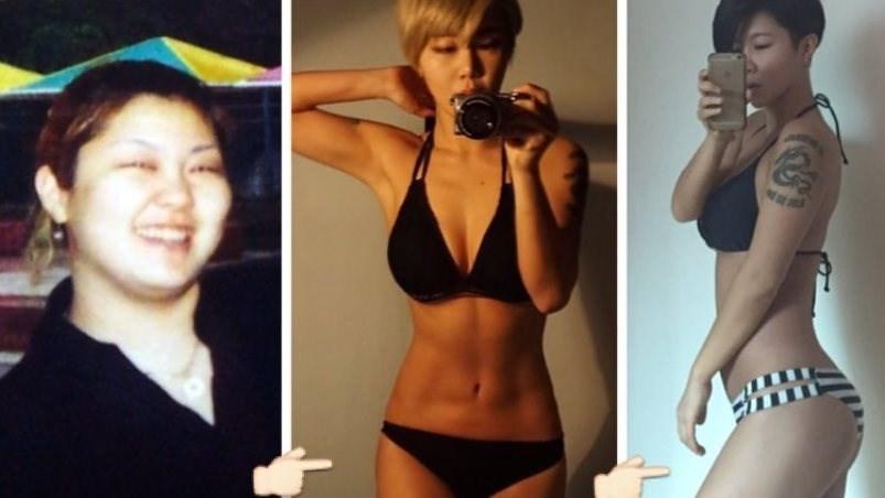 從104kg到50kg的減重奇蹟!韓國瘦身女王教你1天100下「百搭動作」,自然瘦身不復胖