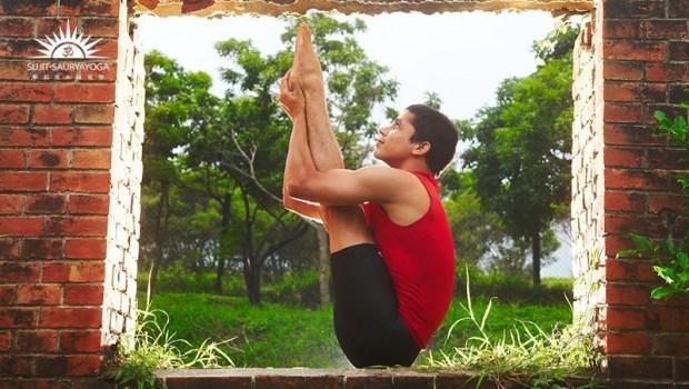 天氣忽冷忽熱,特別容易生病!6個瑜伽動作,把卡在身體的「氣瘀」全部排出來