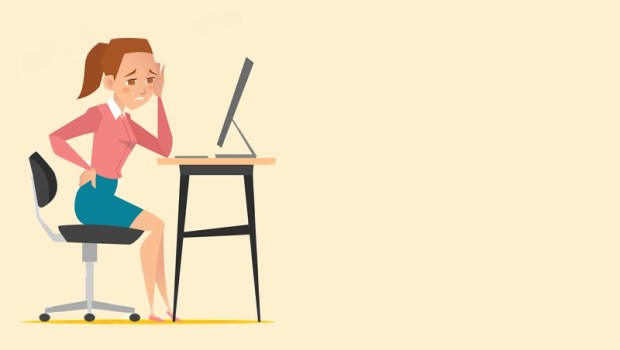 久坐讓你腰痠、屁股痛?物理治療師教你「翹二郎腿」伸展肌肉、緩疼痛