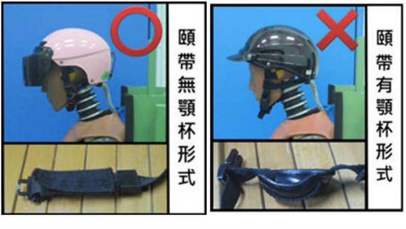 「顎杯式安全帽」早在8年前就被禁止了!機車族必看:安全帽到底該怎麼選?