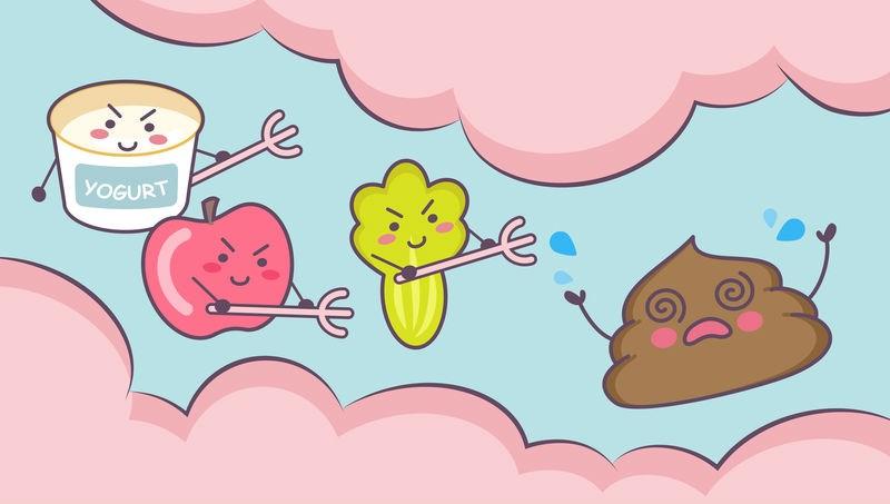 別讓好菌被胃酸消化了,益生菌最好飯後吃!腸胃名醫:這7種食物是好菌的最愛/
