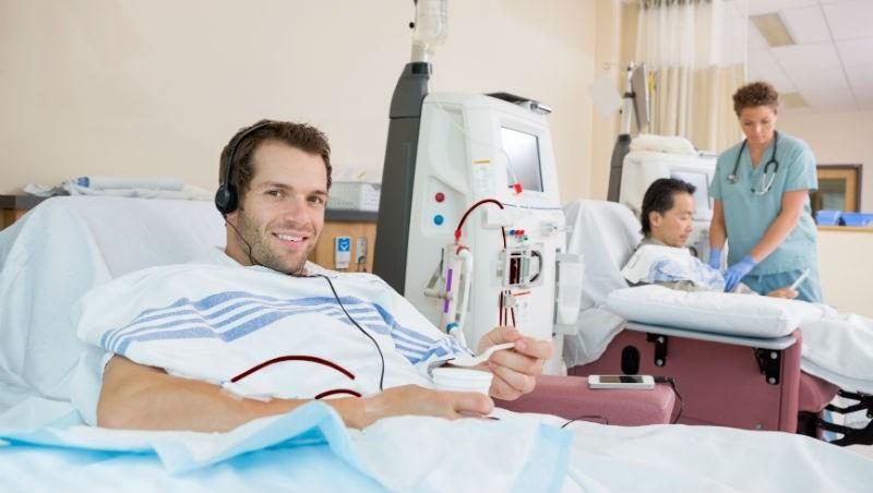 洗腎很痛苦?錯!腎臟科醫師:不洗腎,會比死更痛苦