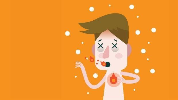 食道癌兇手之一!別輕忽胃食道逆流,美國醫學博士:7種食物要避免/