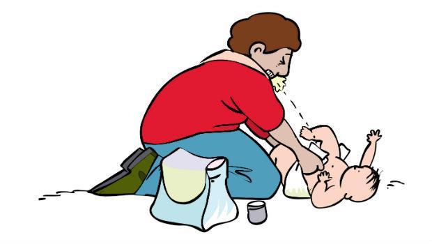 該怎麼幫孩子戒尿布?小兒科醫師自己的做法是...