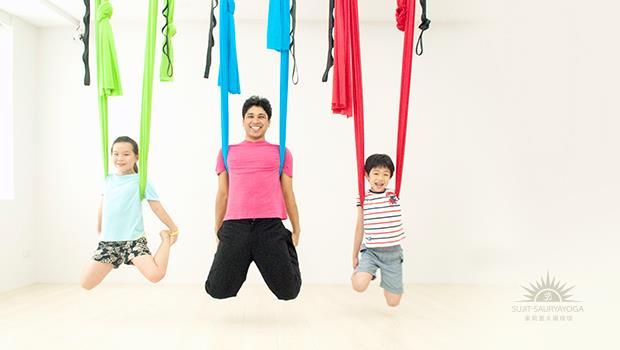 提高免疫力、改善過敏...趁孩子小、柔軟度好,更要練瑜珈!