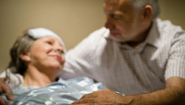 一個董事長對癌末妻子的深情告白:生命最後一段路,謝謝妳給我機會照顧妳