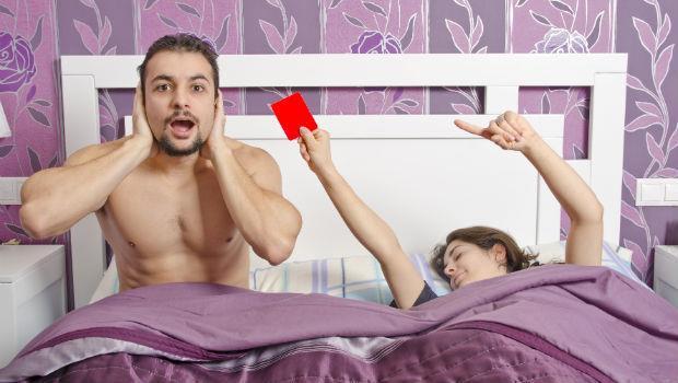 「該告訴他...洞口不在這嗎?」男人在床上笨手笨腳的10大狀況總整理