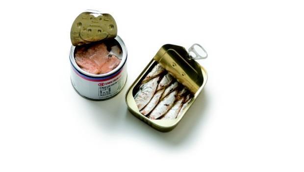 差快30倍!一張圖告訴你:想要吃魚補鈣,吃魚罐頭真的比較好