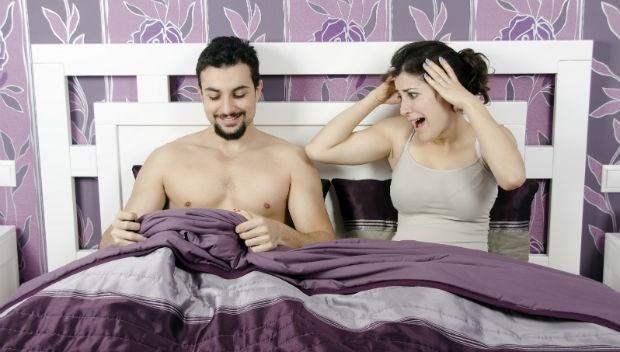 女人一分鐘就高潮,為什麼男人要拼持久?