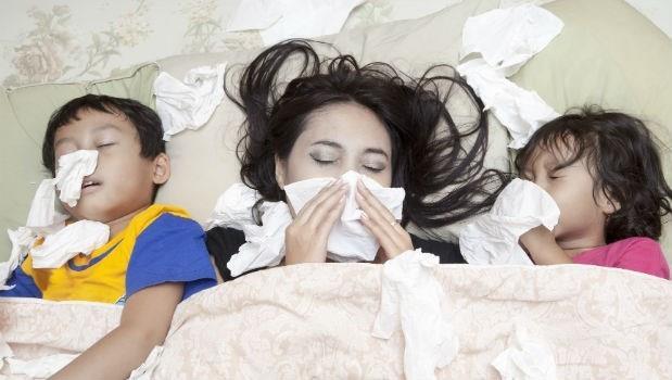 A型流感肆虐》吃維他命C不如多漱口!耳鼻喉科醫師教你3招預防感冒