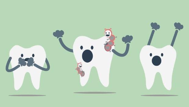 蛀牙是一種「傳染病」!光是刷牙還不夠,醫師教你7招預防蛀牙菌入口