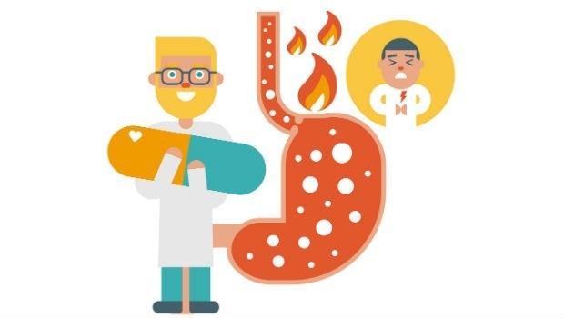 你是肚子餓胃痛、還是吃飽胃會痛?4招分辨:胃食道逆流、胃潰瘍、十二指腸潰瘍