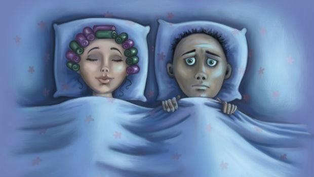 半夜躺在床上突然喘不過氣...為何「恐慌症」往往在你休息時發作?