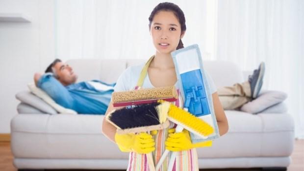 我總是努力讓家裡乾乾淨淨、井然有序,為什麼這卻成為先生要離婚的理由?