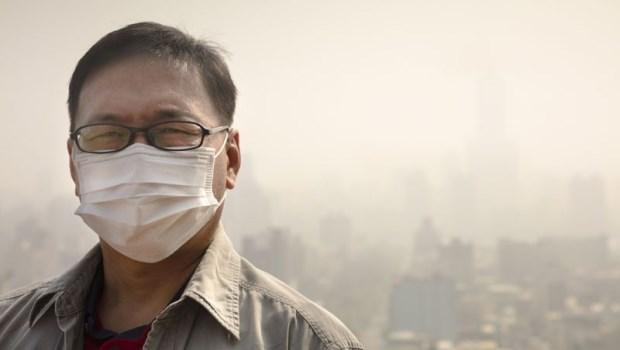 PM2.5紫爆》胸腔重症醫師沉痛警告:空氣汙染,直接害死肺癌患者