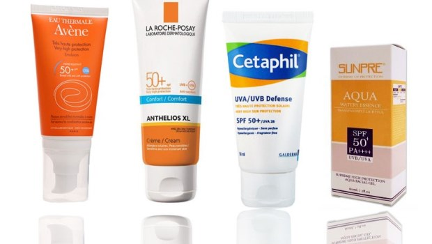 一張表整理:皮膚科醫師2年實測13款防曬品,效果最強的是這5款