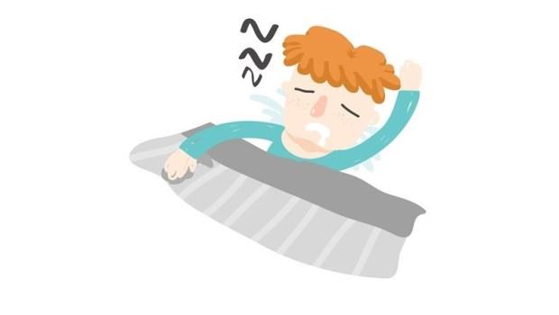 別輕忽!睡覺流口水,會害細菌跑進嘴巴裡!兩個方法教你改善