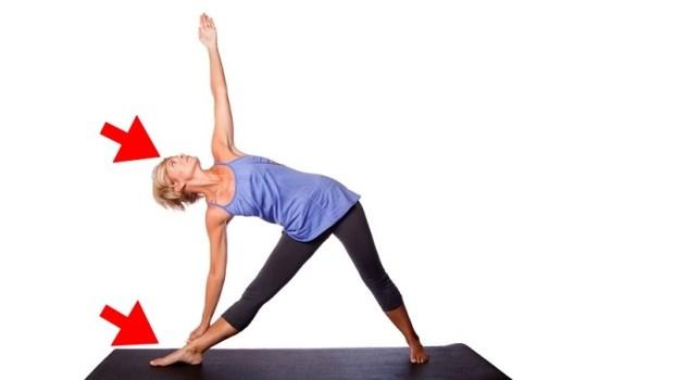 姿勢不正確最容易拉傷!一次矯正,初學者最容易做錯的5個瑜珈姿勢