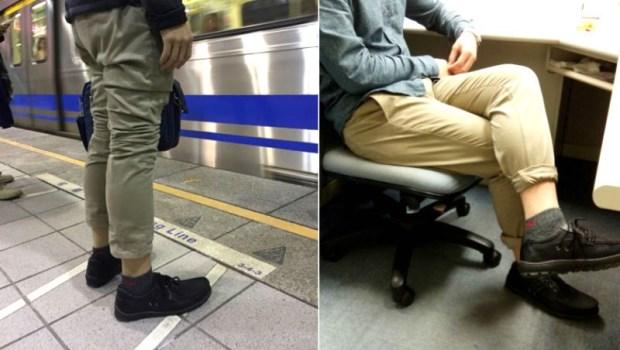 【試襪日記】工程師連穿12小時黑狗兄襪:腳真的比較不臭了耶!