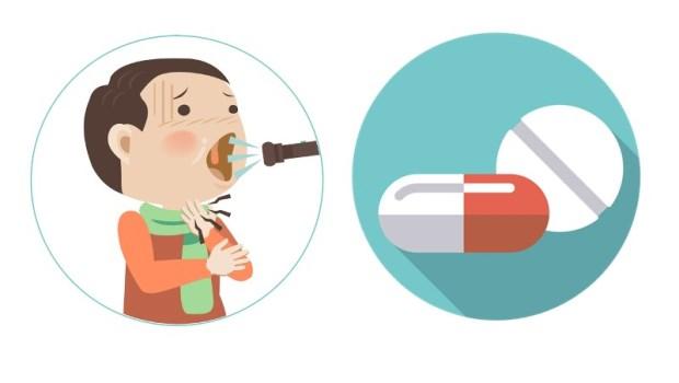 明明醫師說喉嚨發炎,怎麼卻開了退燒藥給我?兒科醫師解惑