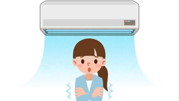 長時間吹冷氣,體內代謝停滯...難怪濕氣排不出!中醫師:一個神奇穴位,調理心胸胃