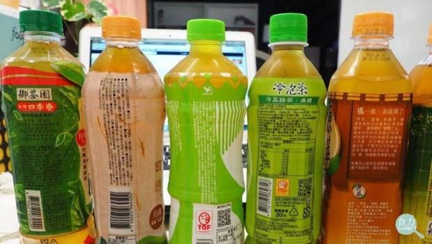瓶裝茶的成分是「茶葉萃取液」,代表是化工合成?專家揭真相!