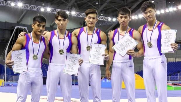 「學體操會不會長不高?」台北世大運醫師破解:一般人對體操運動的常見迷思