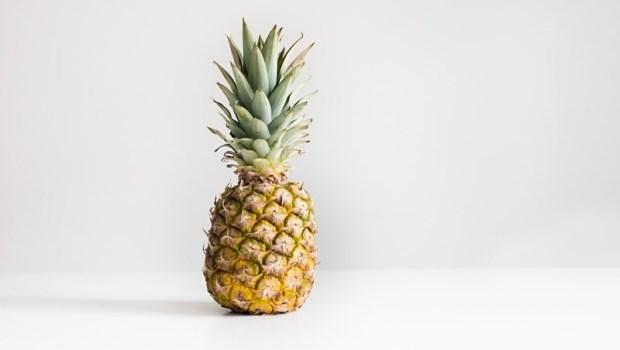 吃鳳梨會刮舌頭?問題出在你不會選!水果拍賣員教你用「十圓硬幣」挑好鳳梨