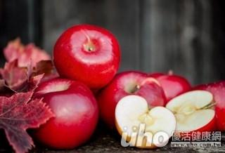 吃蘋果別削皮!更能預防大腸癌、消除疲勞