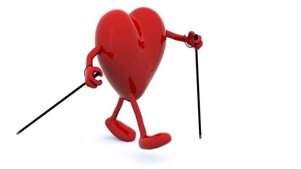 心臟右冠狀動脈堵塞80%,他靠「走路」一年內疏通到心臟不用裝支架