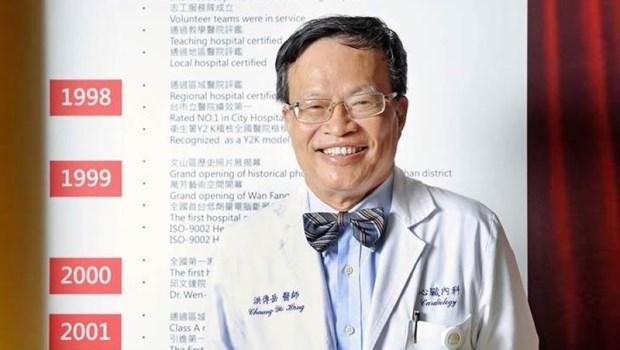 「開給病人吃的藥,我都吃過」50歲就集滿三高,前萬芳醫院院長:這樣深呼吸,讓身體得到休息