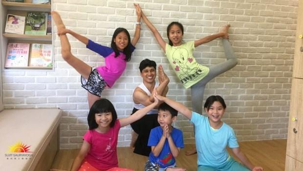 印度瑜珈大師17年親身經驗:從小練瑜珈,提升記憶力、改善專注力的8大好處