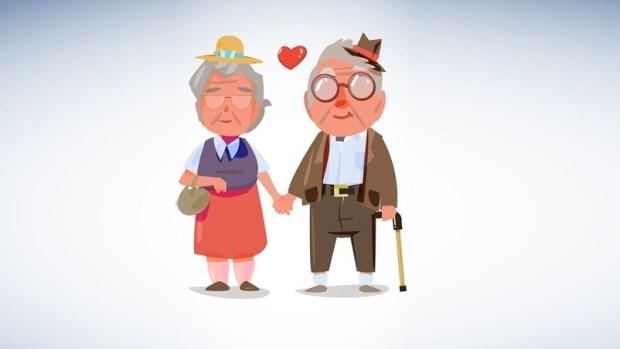 為什麼決定住養老院?一位老奶奶這樣說:只要和先生兩個人在一起,到哪都是「家」