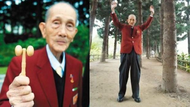 85歲爬黃山不腿軟!已故名醫周汝川的養生術:原地跳躍108下,讓器官動一動