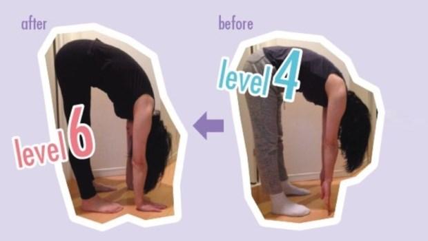 彎不下腰,就是骨盆歪的前兆!健身教練教你「前彎」舒筋活血,52歲阿姨3週有感,還瘦4公斤
