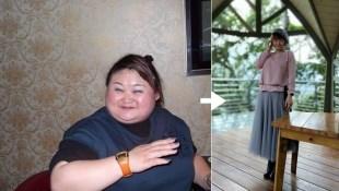 從小愛吃垃圾食物胖到110公斤,連親戚都不敢見....她靠飲食4招,一年半減了51公斤