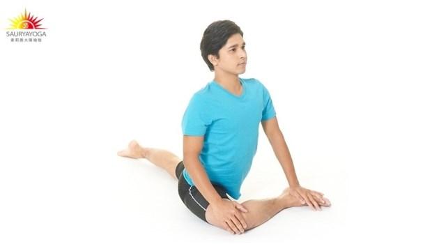 腰、臀、大腿後側,突然感到尖銳痛楚?小心是坐骨神經痛!印度瑜珈冠軍4招緩疼痛