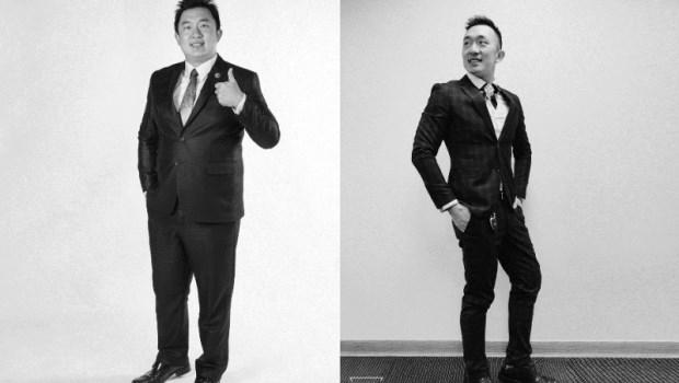 從洪金寶變回趙又廷!38歲保險業務靠專注2件事,5個月甩掉30公斤