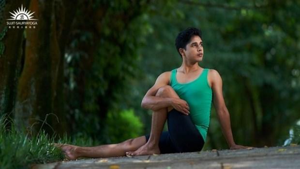 關節痛或代謝差,代表不同體質!印度瑜伽冠軍教你釋放體內壓力:這招坐姿3種體質都適用