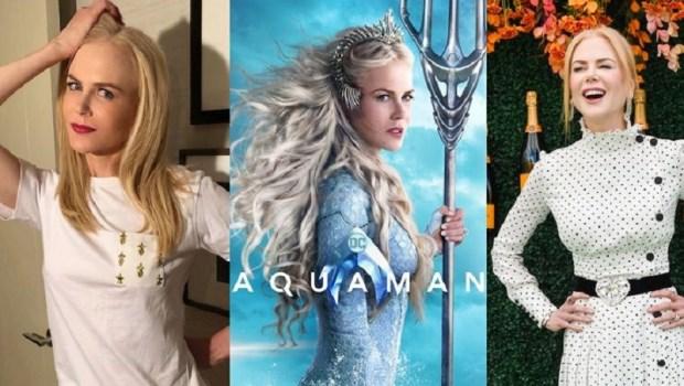 上映一周票房達兩億》狂吃海鮮、一天5餐…「水行俠」女王妮可基嫚51歲維持火辣身材8個秘訣