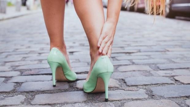 緩解足底筋膜炎秘訣竟是穿高跟鞋!