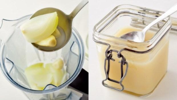 一天2匙「大蒜洋蔥醬」,預防失智、癌症更助瘦!日本營養專家教你這樣做