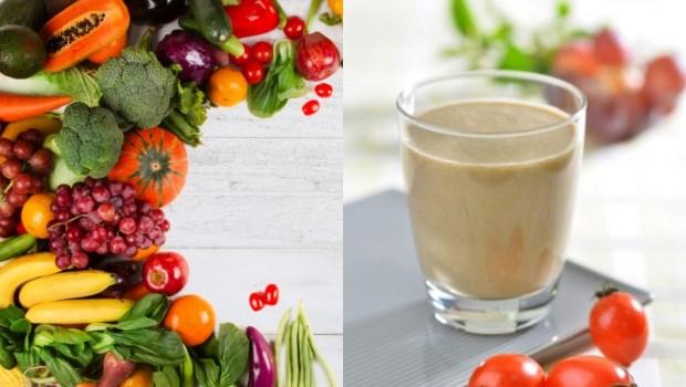 便秘、高血壓都改善!比精力湯更好喝,全食物達人陳月卿教你做「蔬果拿鐵」