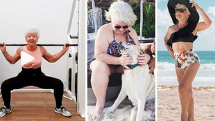IG爆紅73歲阿嬤,2年瘦下27公斤!「真正讓你卻步的不是年齡,是你的思想」