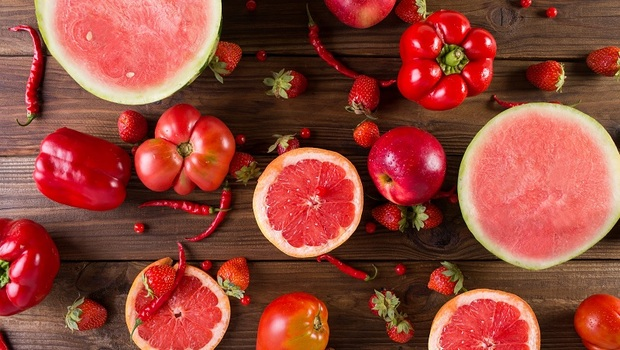 近9成台灣人最缺「紅色蔬果」!「4色蔬果」幫你對抗毒素、癌細胞