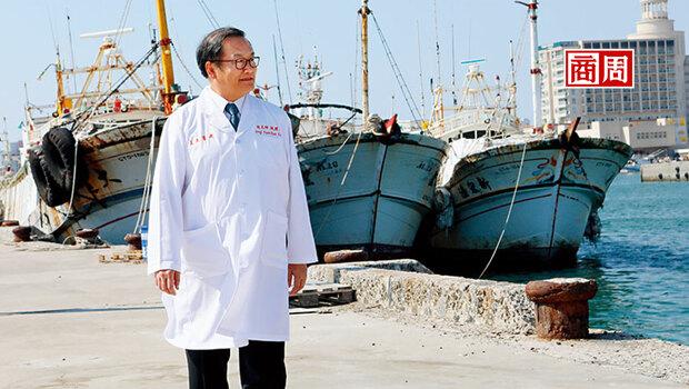連5年離島義診,累計捐出近億薪水…一位世界級名醫,卻誓志守護10萬澎湖人
