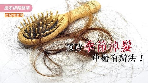 容易掉髮,代表肝、腎可能不健康!中醫師推薦一碗湯,養出一頭黑髮